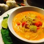 Shirataki Noodles Recipe Thai Curry Chicken Soup